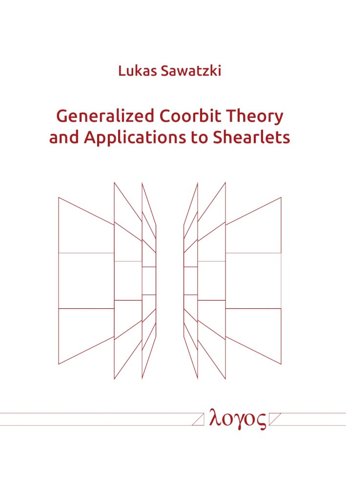 Lukas Sawatzki: Generalized Coorbit Theory and Applications to Shearlets